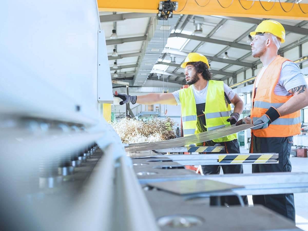 EnquireNow voor leveranciers van productiemachines